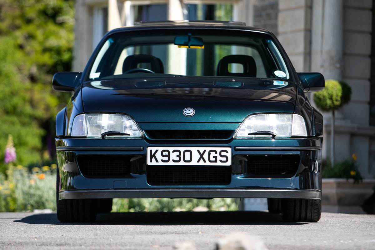 1992 Vauxhall Lotus Carlton SOLD by Auction (picture 2 of 6)