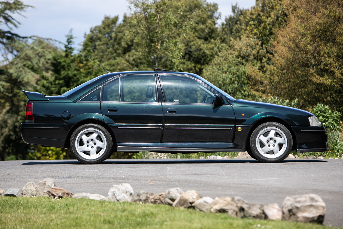 1992 Vauxhall Lotus Carlton SOLD by Auction (picture 3 of 6)