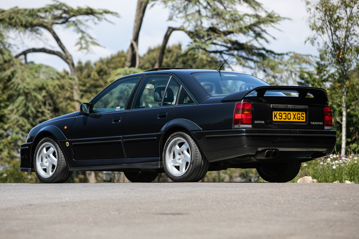 1992 Vauxhall Lotus Carlton SOLD by Auction (picture 5 of 6)