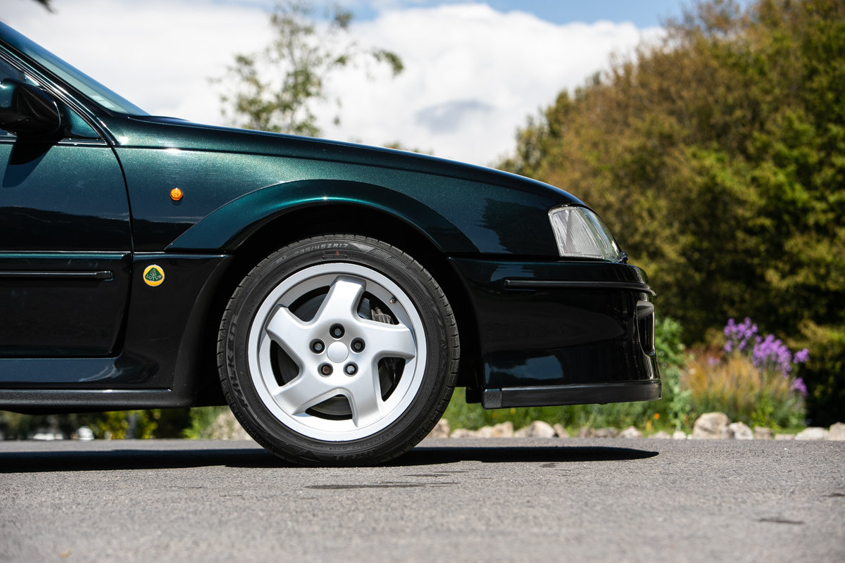 1992 Vauxhall Lotus Carlton SOLD by Auction (picture 6 of 6)
