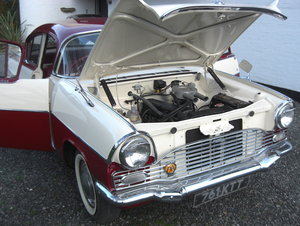 VAUXHALL VELOX 1962 What A Beauty For Sale