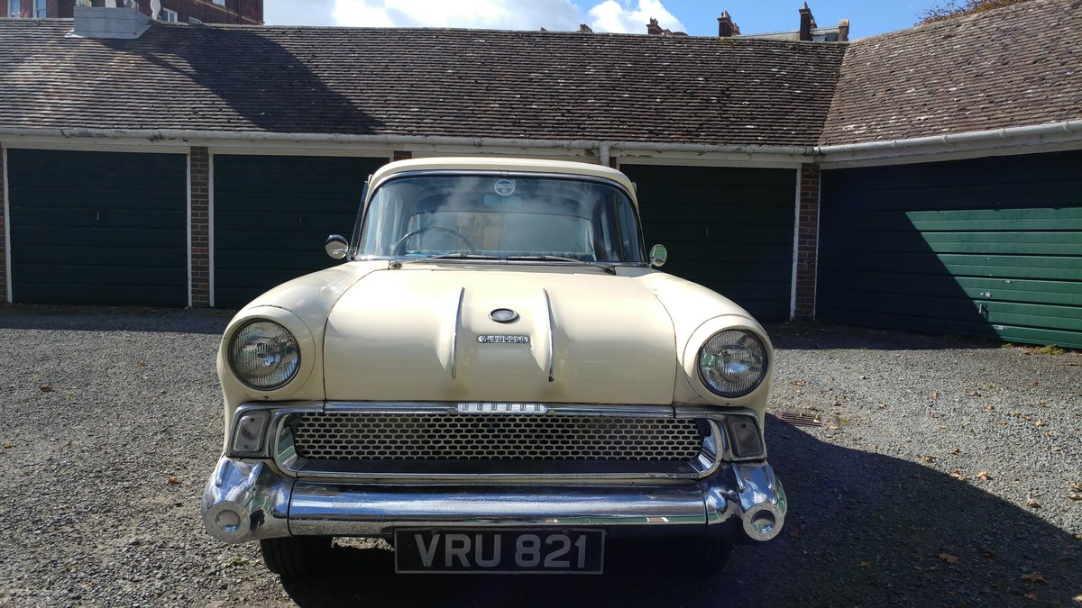 1958 Vauxhall Victor series 1 F type 1957/8 For Sale (picture 1 of 6)