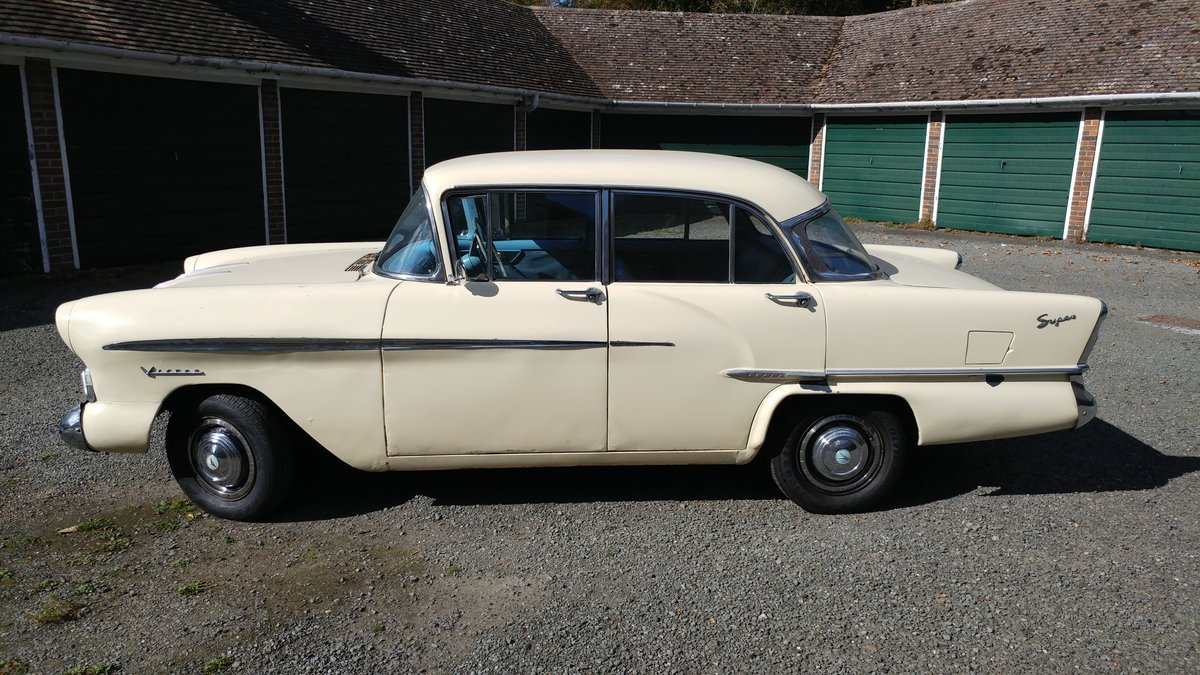 1958 Vauxhall Victor series 1 F type 1957/8 For Sale (picture 4 of 6)