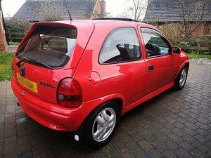 1995 Vauxhall corsa GSI 16v FVSH 100% standard/original For Sale
