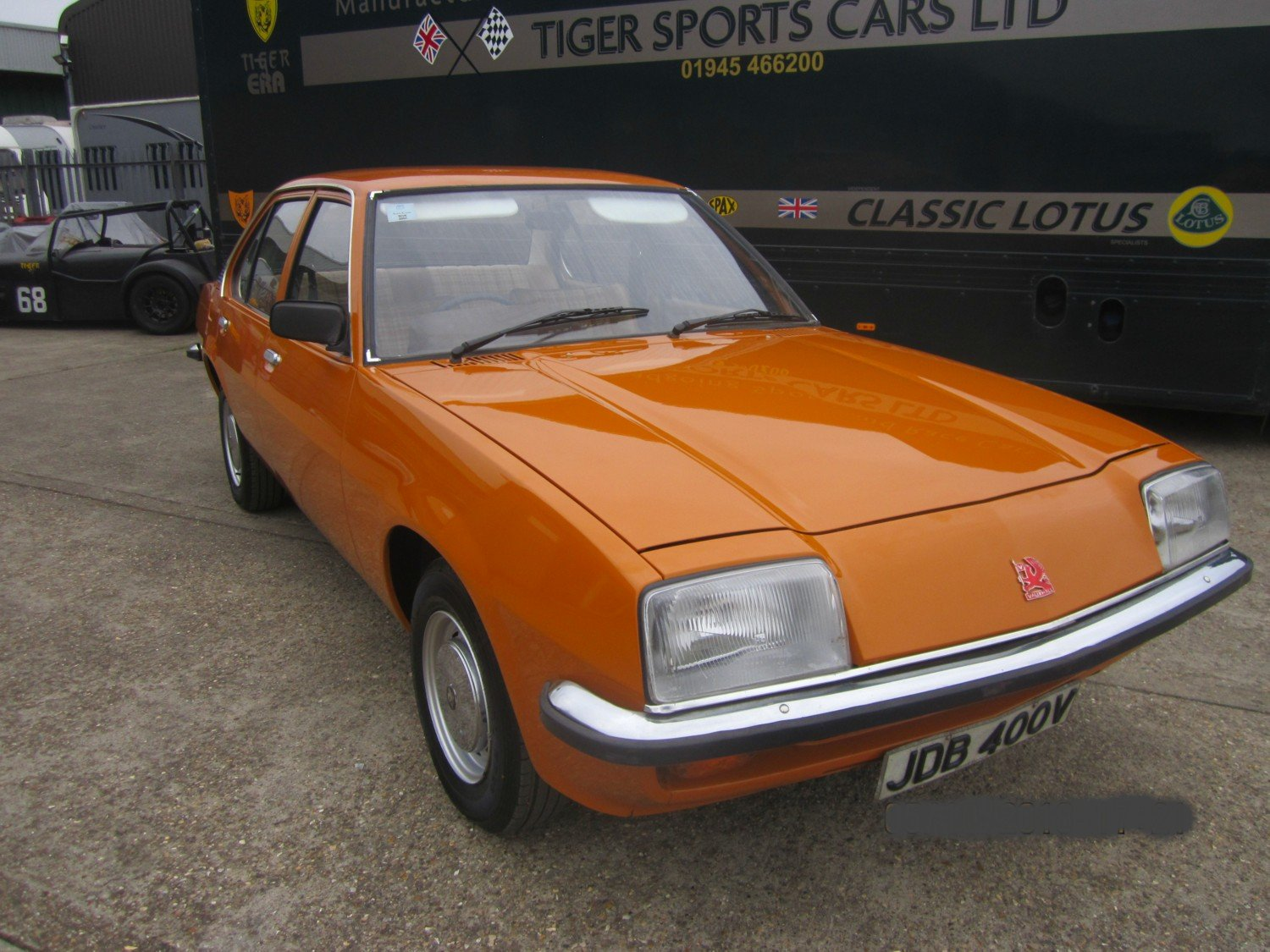 1980 Vauxhall cavalier 1250cc rare stunning For Sale (picture 1 of 6)