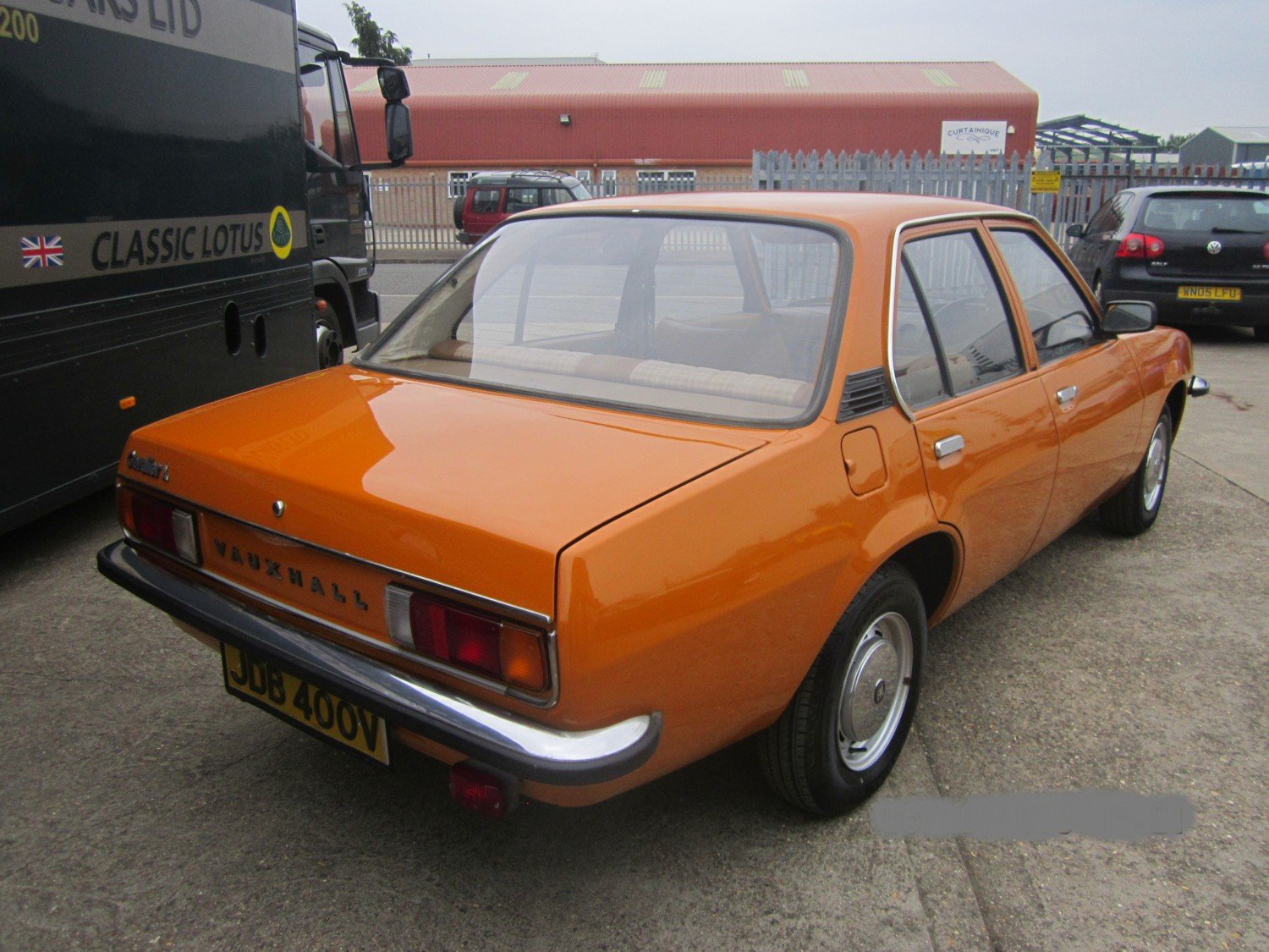 1980 Vauxhall cavalier 1250cc rare stunning For Sale (picture 2 of 6)
