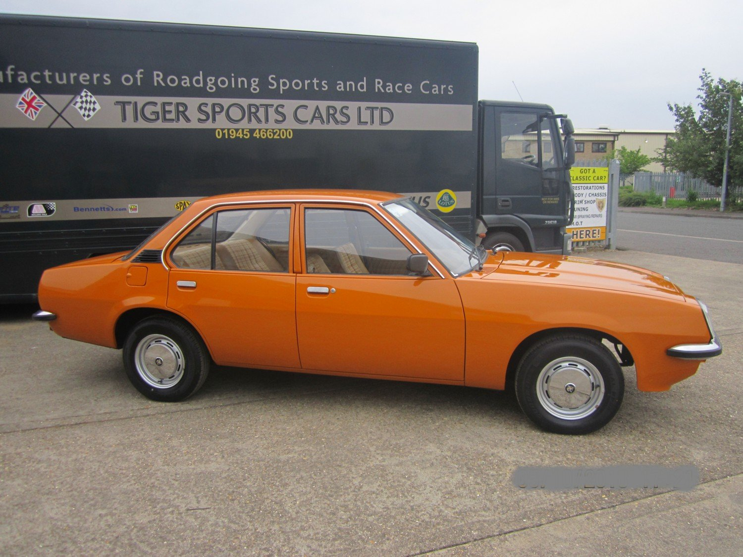 1980 Vauxhall cavalier 1250cc rare stunning For Sale (picture 3 of 6)