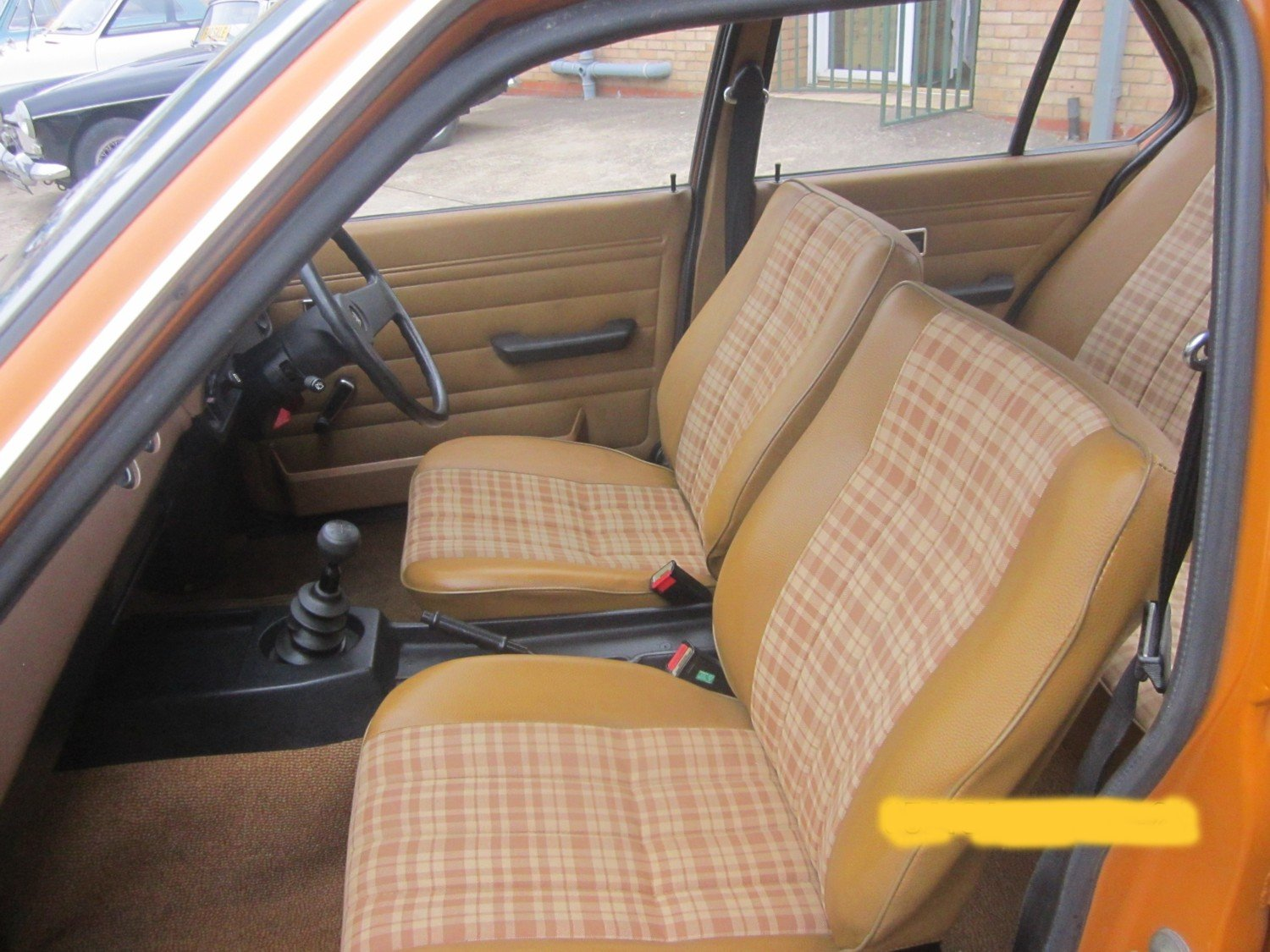 1980 Vauxhall cavalier 1250cc rare stunning For Sale (picture 5 of 6)