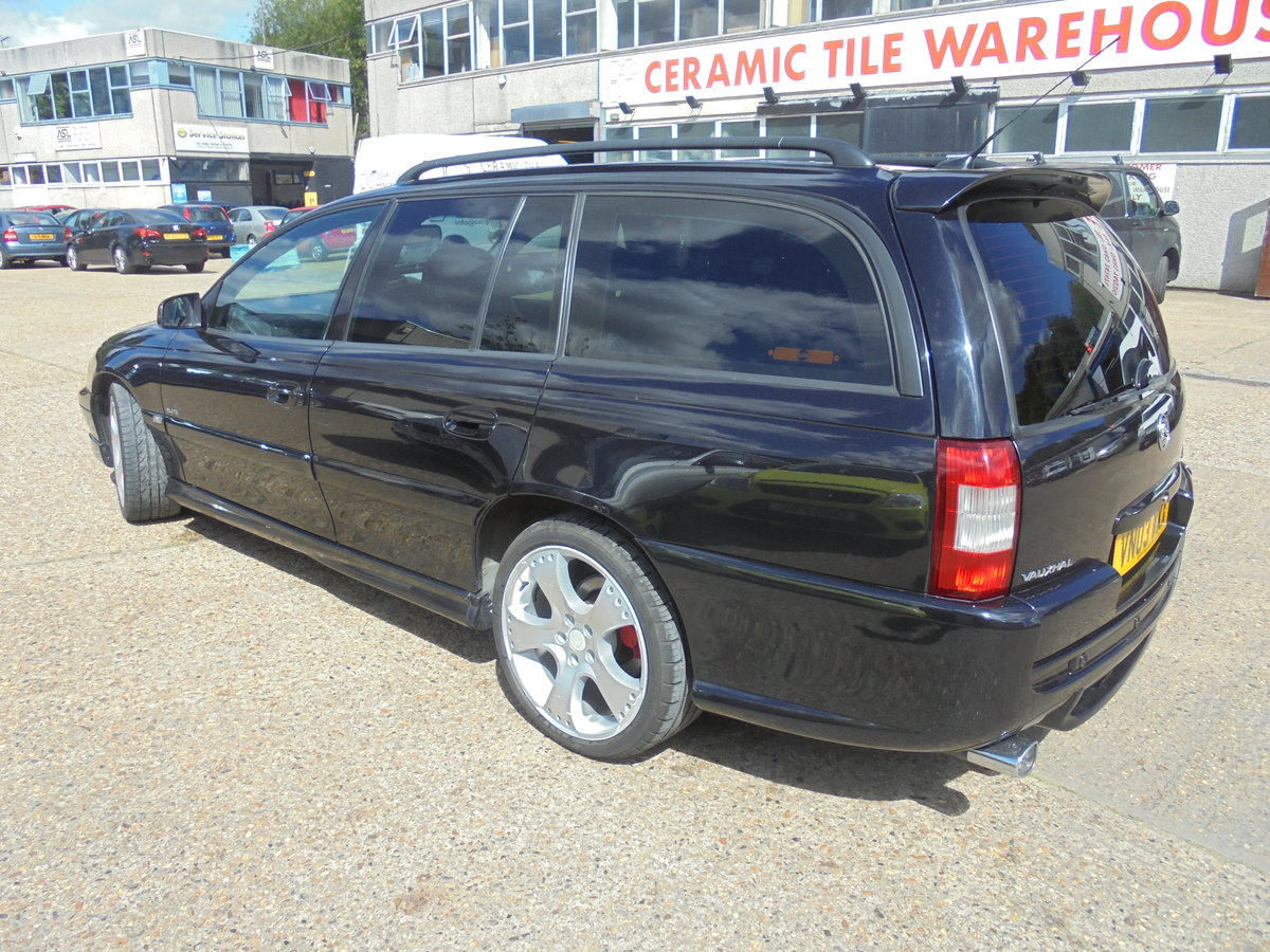 Vauxhall omega 3.2 elite irmscher kitted 2003/03 For Sale (picture 3 of 6)
