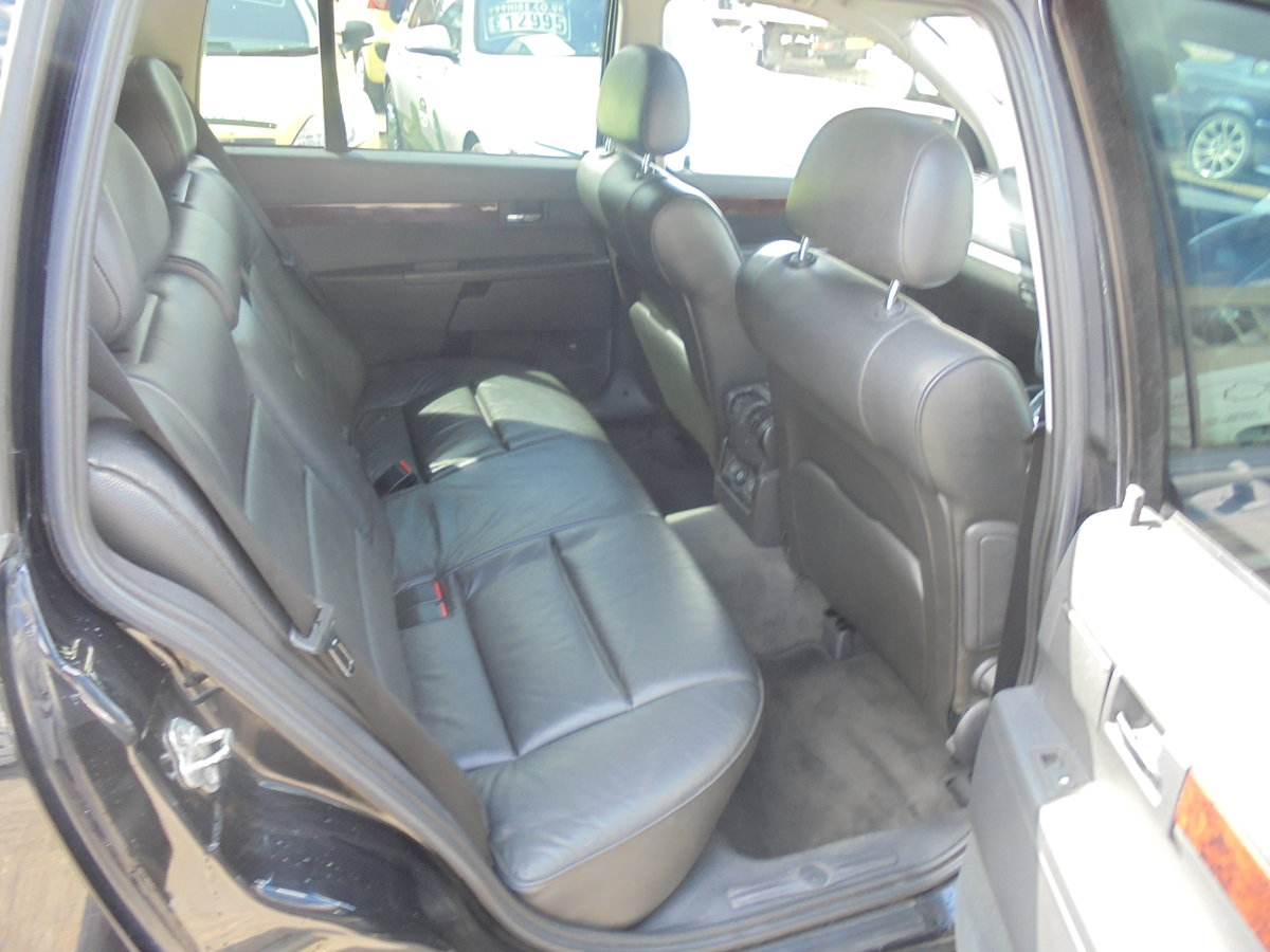 Vauxhall omega 3.2 elite irmscher kitted 2003/03 For Sale (picture 6 of 6)