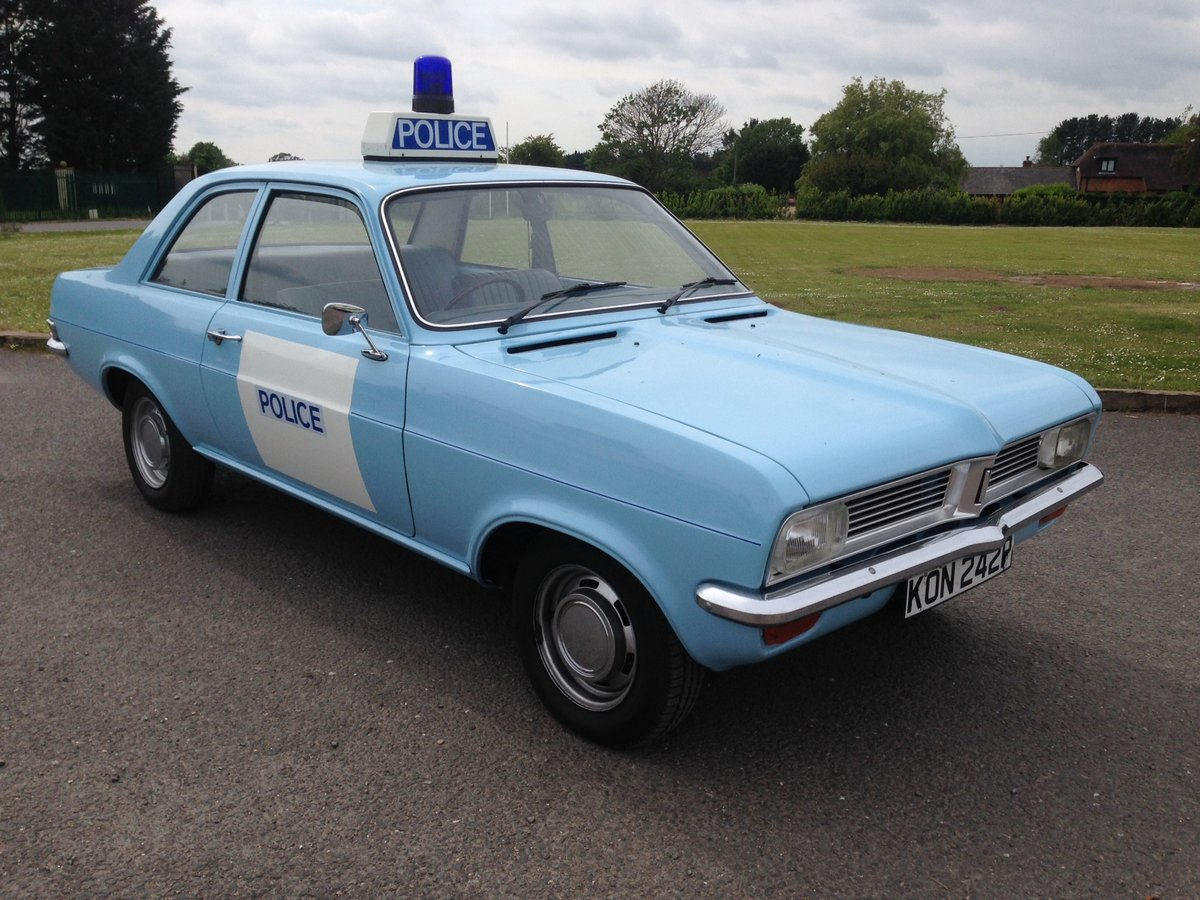 1976 Vauxhall viva HC For Sale (picture 1 of 4)