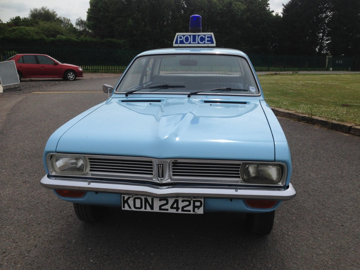 1976 Vauxhall viva HC For Sale (picture 2 of 4)