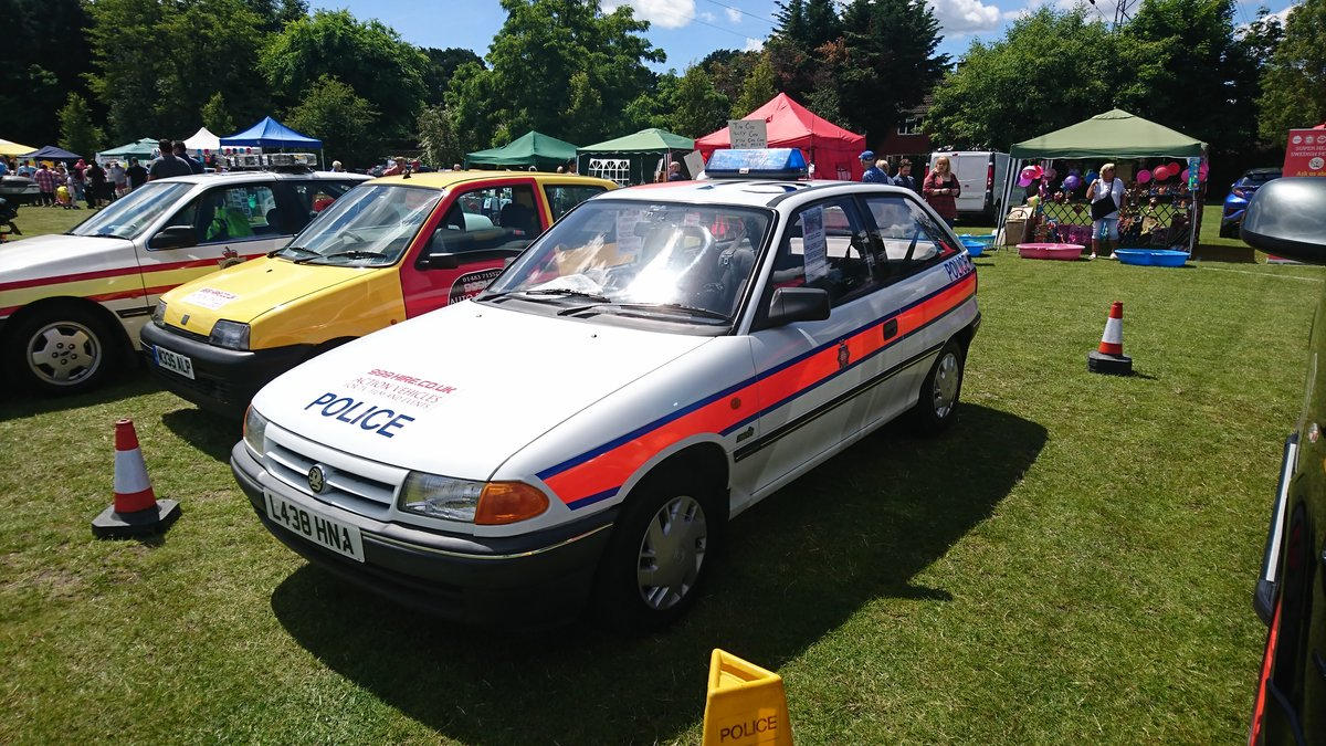 1994 Vauxhall astra 1.4merit police car replica For Sale (picture 6 of 6)