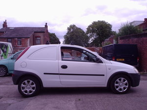 Picture of 2002 CORSA DERIVED VAN SOLD
