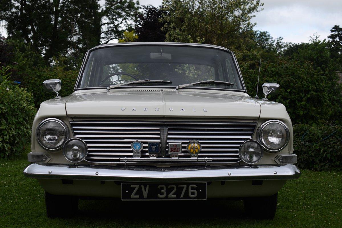1963 VAUXHALL CRESTA FB 2.6 - DELIGHTFUL. SUPER DRIVER! SOLD (picture 2 of 6)
