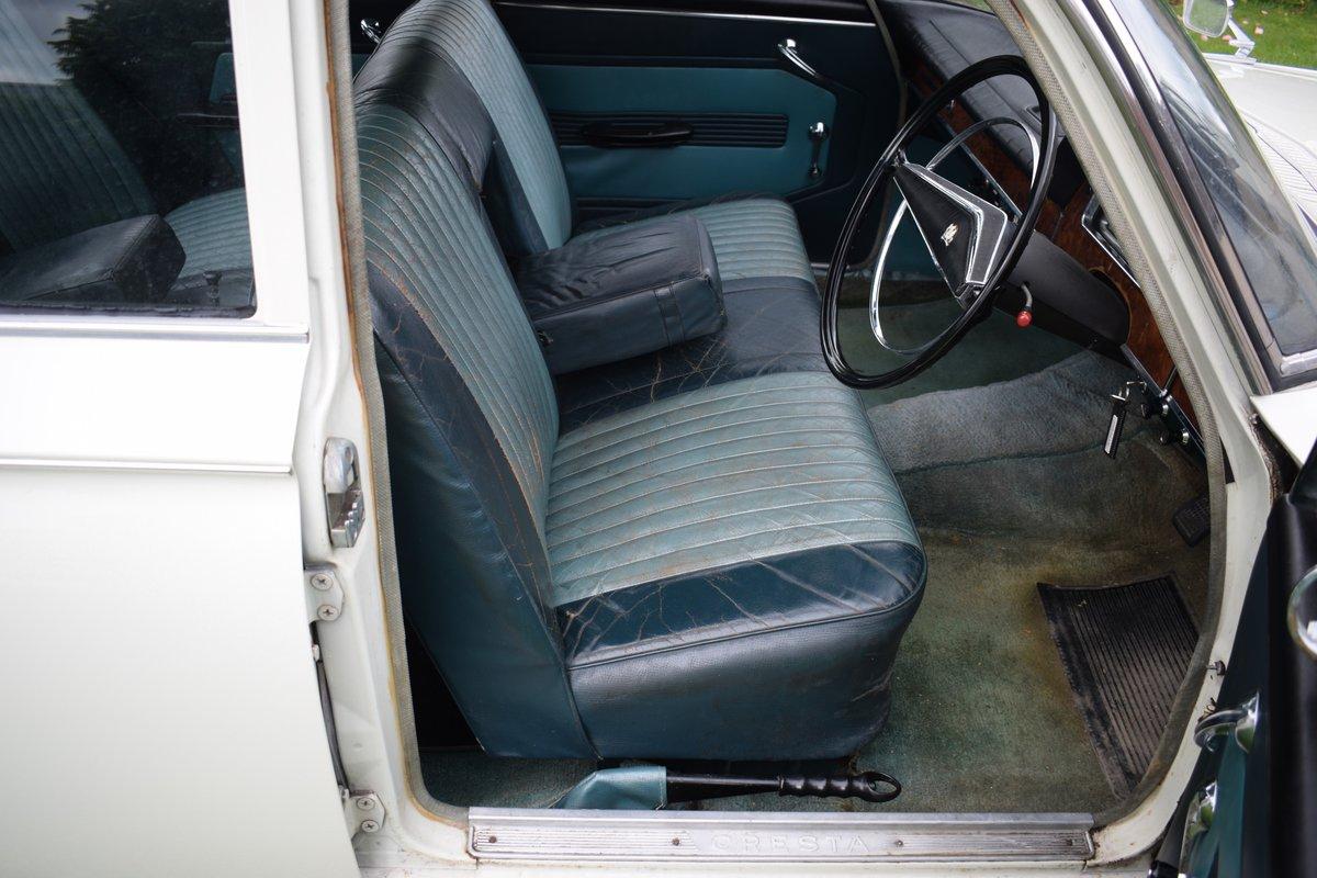 1963 VAUXHALL CRESTA FB 2.6 - DELIGHTFUL. SUPER DRIVER! SOLD (picture 6 of 6)
