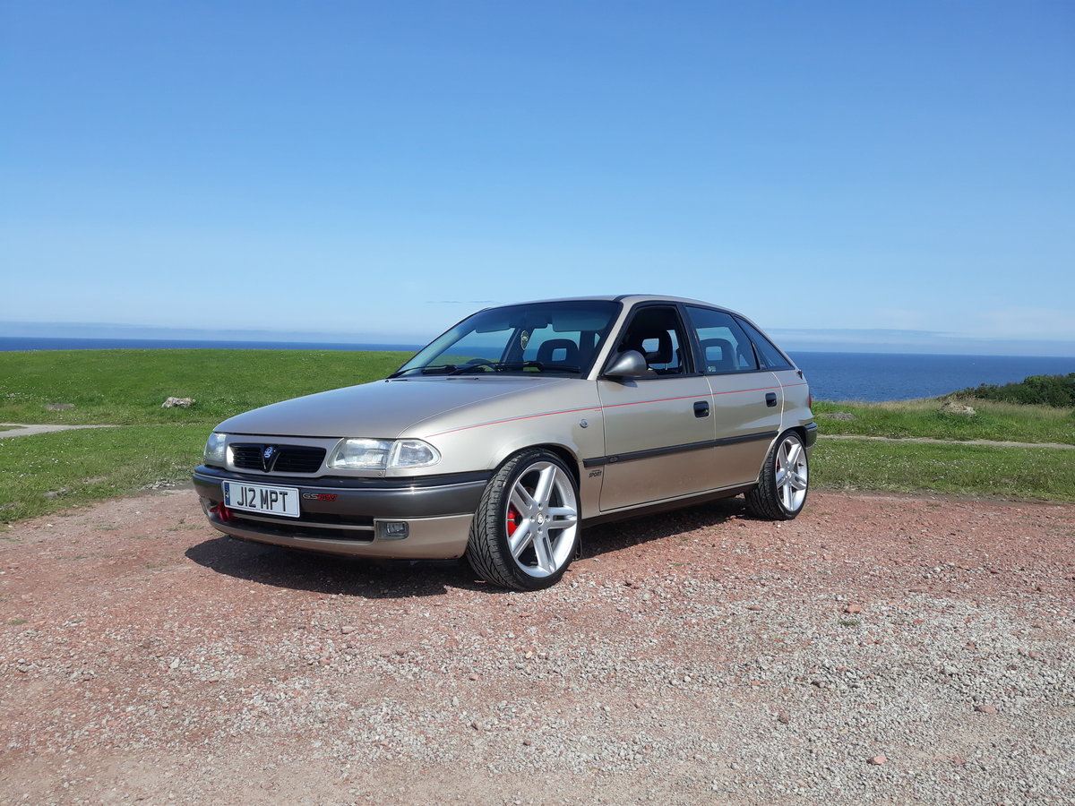1997 Vauxhall Mk3 Astra 16v twincam artic For Sale (picture 1 of 6)
