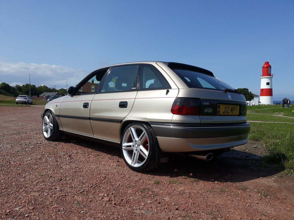 1997 Vauxhall Mk3 Astra 16v twincam artic For Sale (picture 2 of 6)