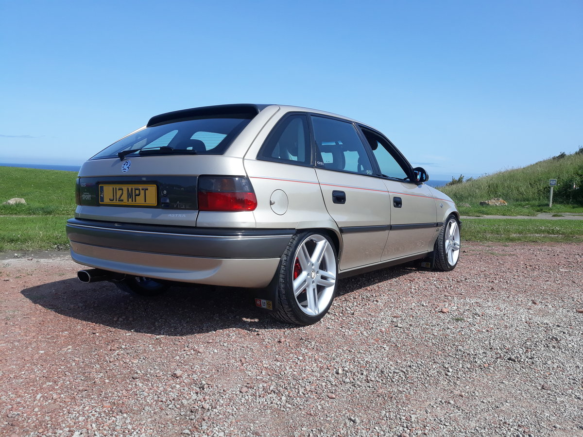 1997 Vauxhall Mk3 Astra 16v twincam artic For Sale (picture 3 of 6)