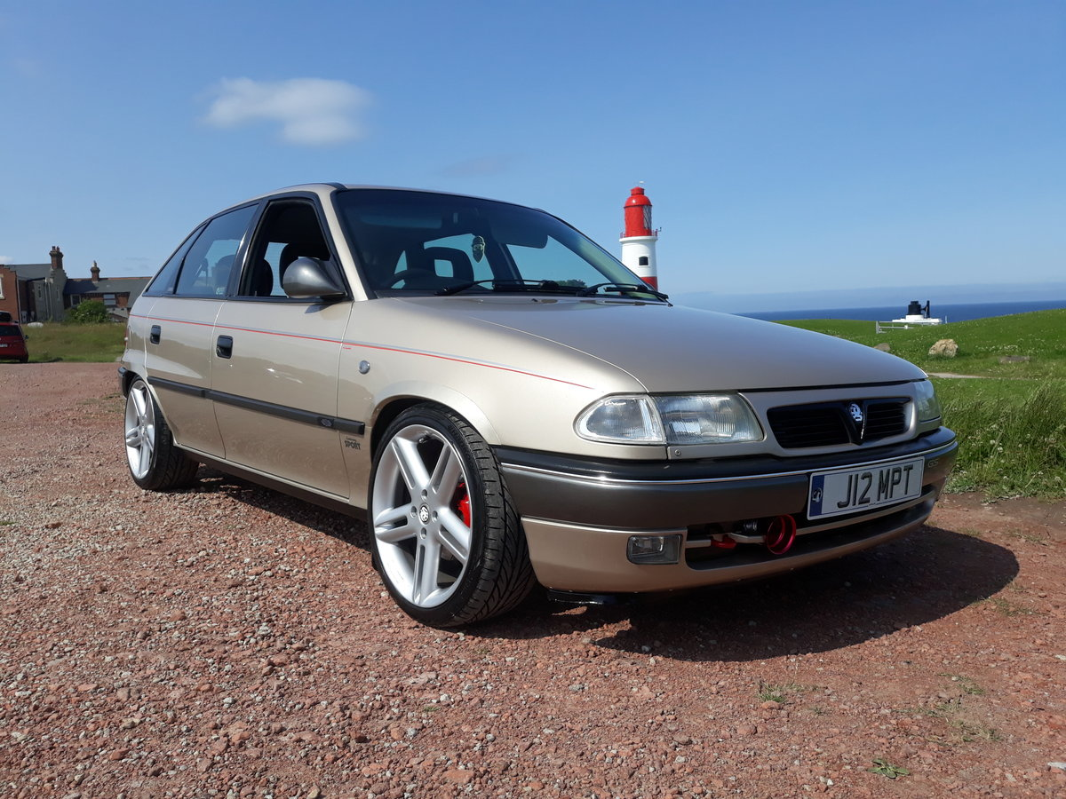 1997 Vauxhall Mk3 Astra 16v twincam artic For Sale (picture 4 of 6)
