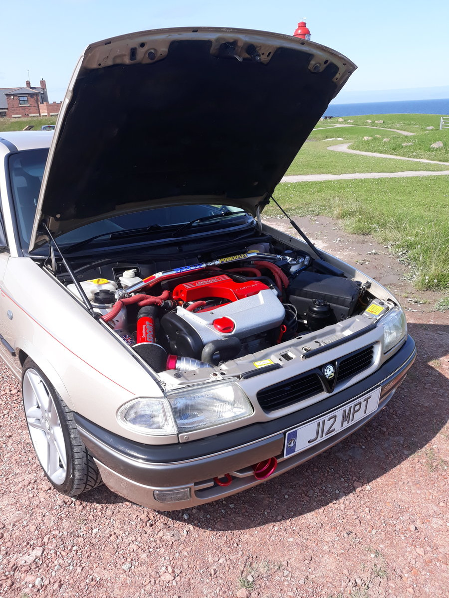 1997 Vauxhall Mk3 Astra 16v twincam artic For Sale (picture 5 of 6)