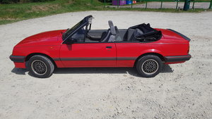 1987 Cavalier Cabriolet 1.8i manual For Sale