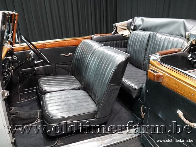 1937 Vauxhall Tickford Foursome Drophead Coupé '37 For Sale (picture 4 of 6)
