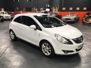 2010 60 VAUXHALL CORSA 1.2 SXI A/C 3d 83 BHP For Sale