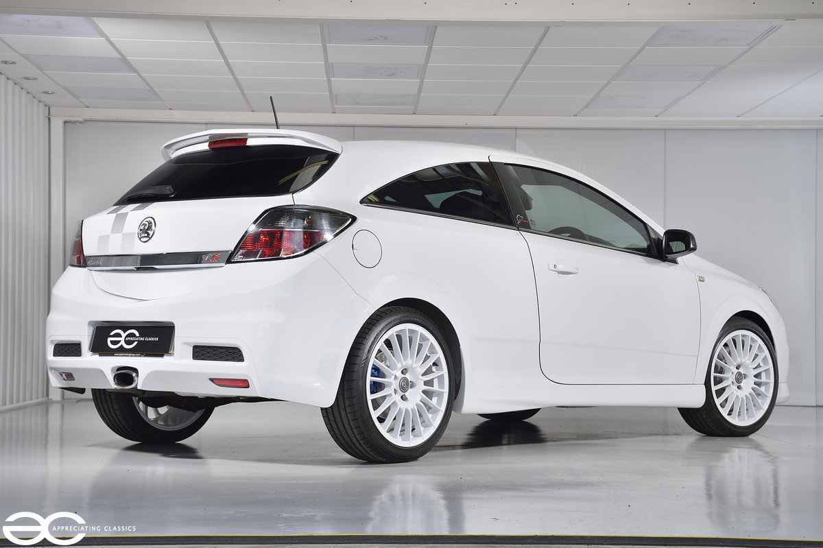 2008 Beautiful Astra VXR Nurburgring - 28k Miles - Unmodified For Sale (picture 3 of 6)