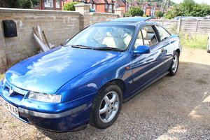 1995 Vauxhall Calibra For Sale