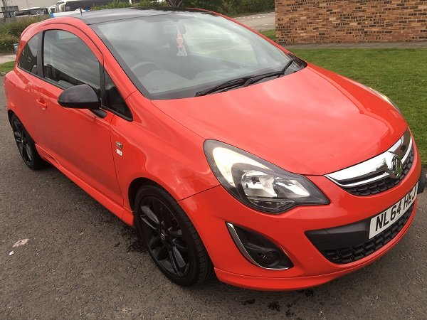 2014 64 Vauxhall Corsa 1.3CDTi 16v Limited Edition(75psi) For Sale (picture 1 of 6)