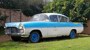 1960 Vauxhall Cresta PA for restoration. (REDUCED)