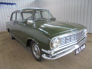 1968 ***Vauxhall Victor 1.6 Deluxe 4dr Saloon - 20th July*** For Sale by Auction