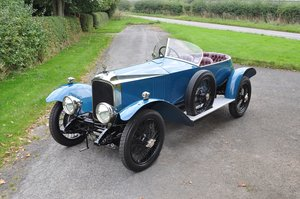 1925 Vauxhall 30/98 Wensum For Sale