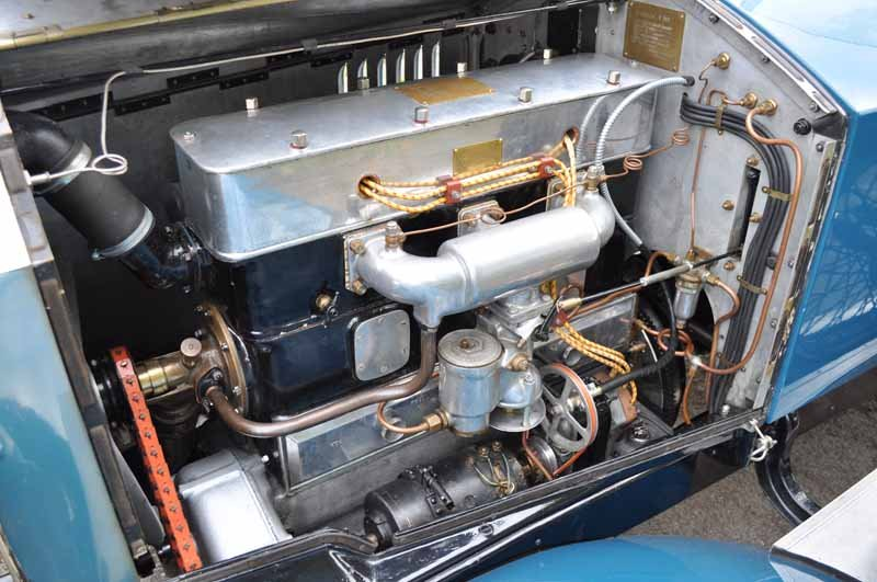 1925 Vauxhall 30/98 Wensum For Sale (picture 4 of 6)