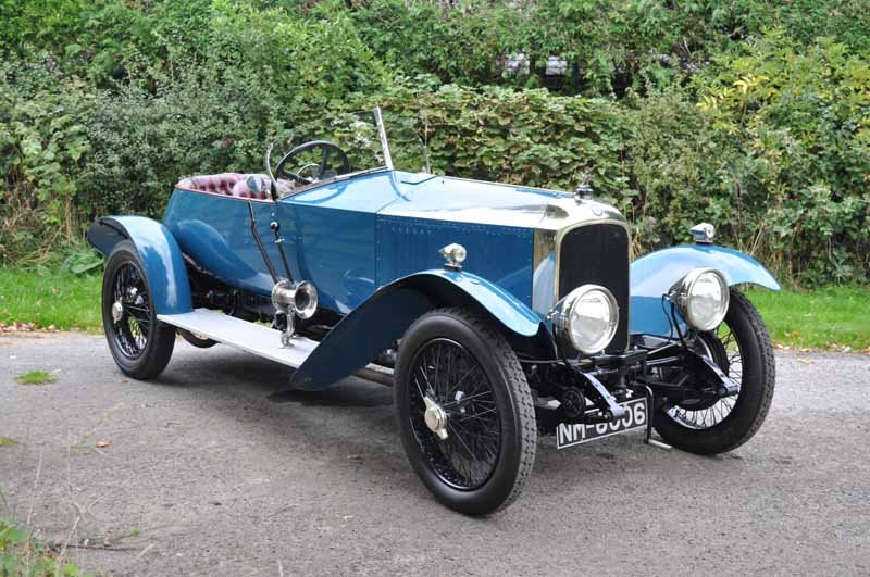 1925 Vauxhall 30/98 Wensum For Sale (picture 6 of 6)