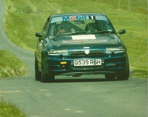 Classic Race Car Vauxhall Astra Mk3 GSi GrpN/A