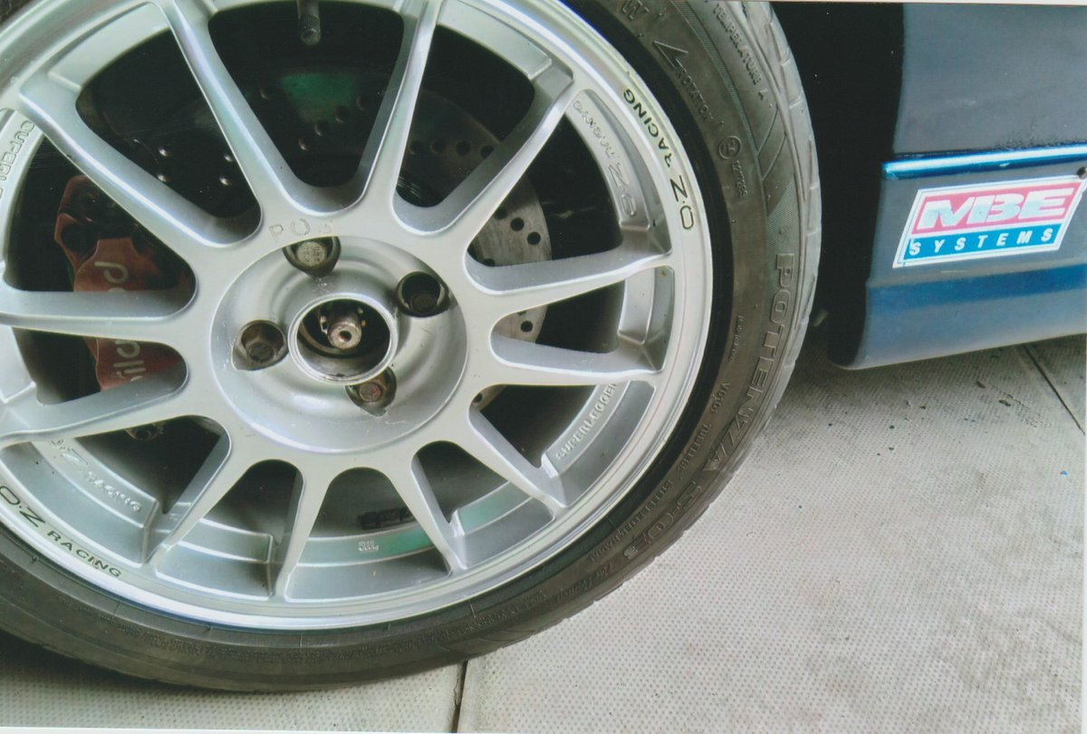 1995 Classic Race Car Vauxhall Astra Mk3 GSi GrpN/A For Sale (picture 2 of 6)