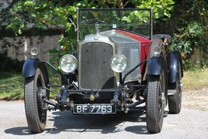 1926 Vauxhall 14-40 with 30-98 spec engine For Sale