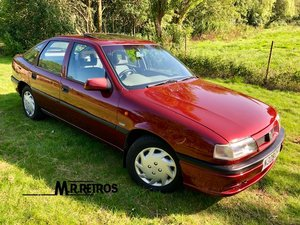 1995 Genuine low miles Vauxhall Cavalier future classic