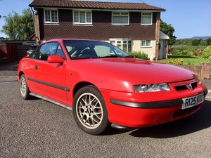 1997 Vauhall Calibra 2.5V6 Immaculate  For Sale