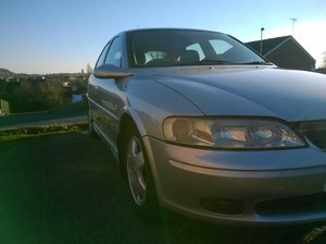 2000 Vauxhall Vectra 2.0 dti For Sale