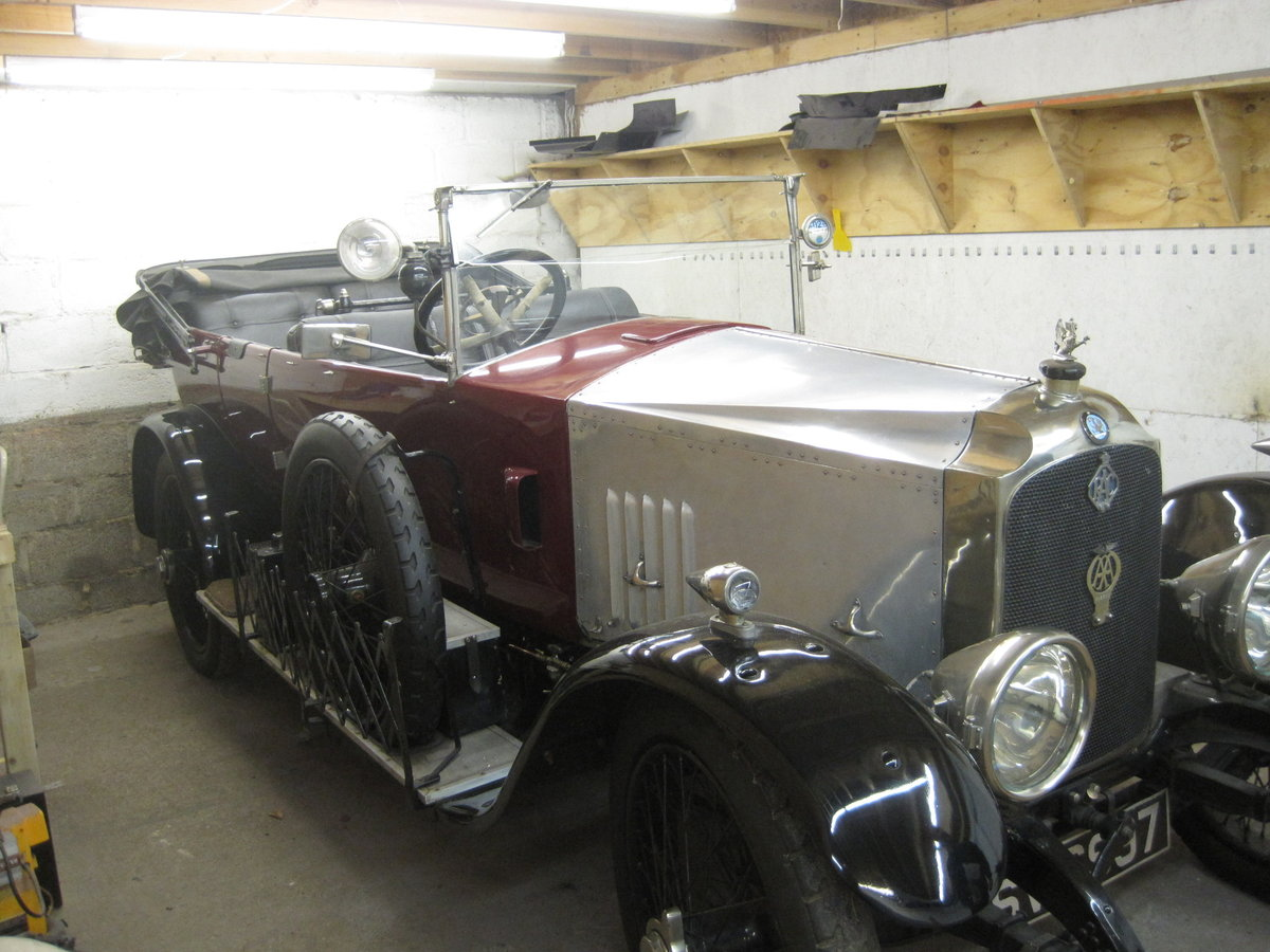 1922 Vauxhall D type tourer For Sale (picture 2 of 6)