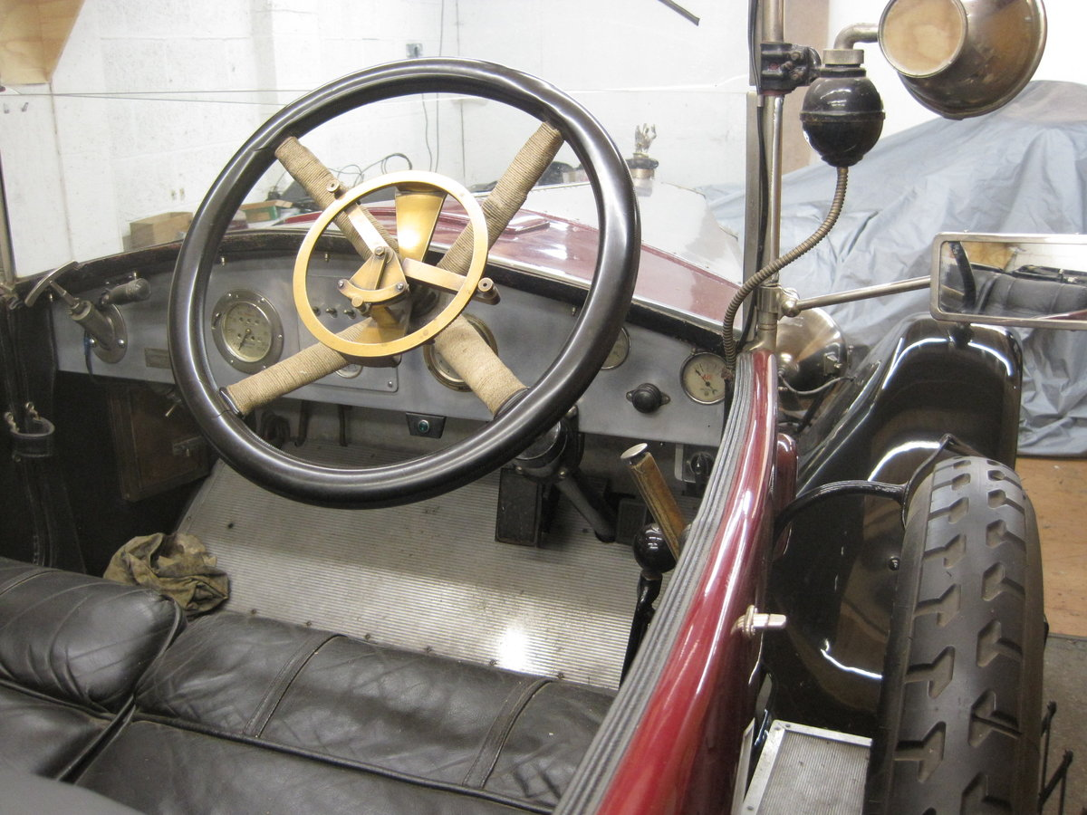 1922 Vauxhall D type tourer For Sale (picture 3 of 6)