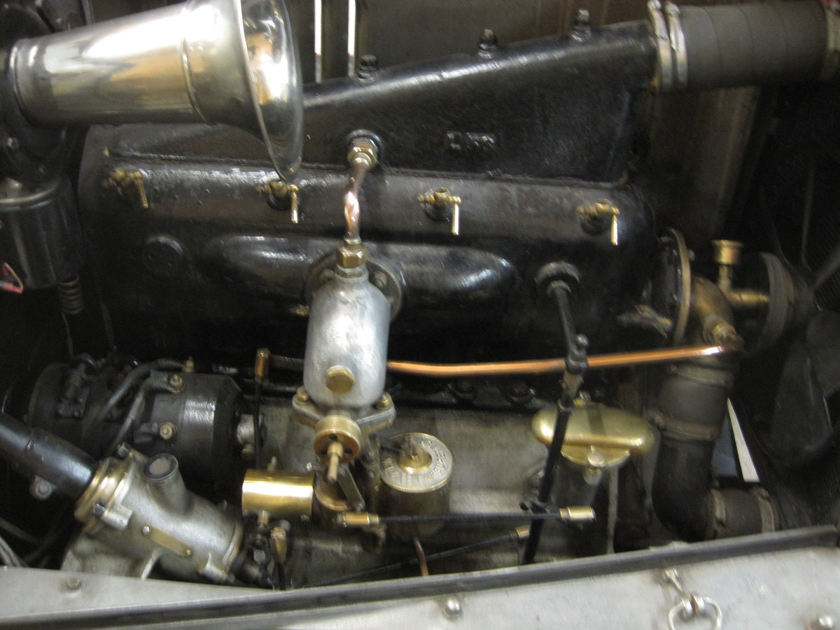 1922 Vauxhall D type tourer For Sale (picture 6 of 6)