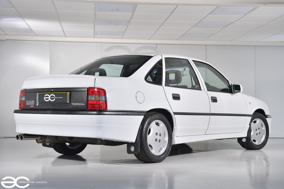 1992 Beautiful Cavalier GSi-27k miles-One Owner-Original Paint SOLD (picture 3 of 6)