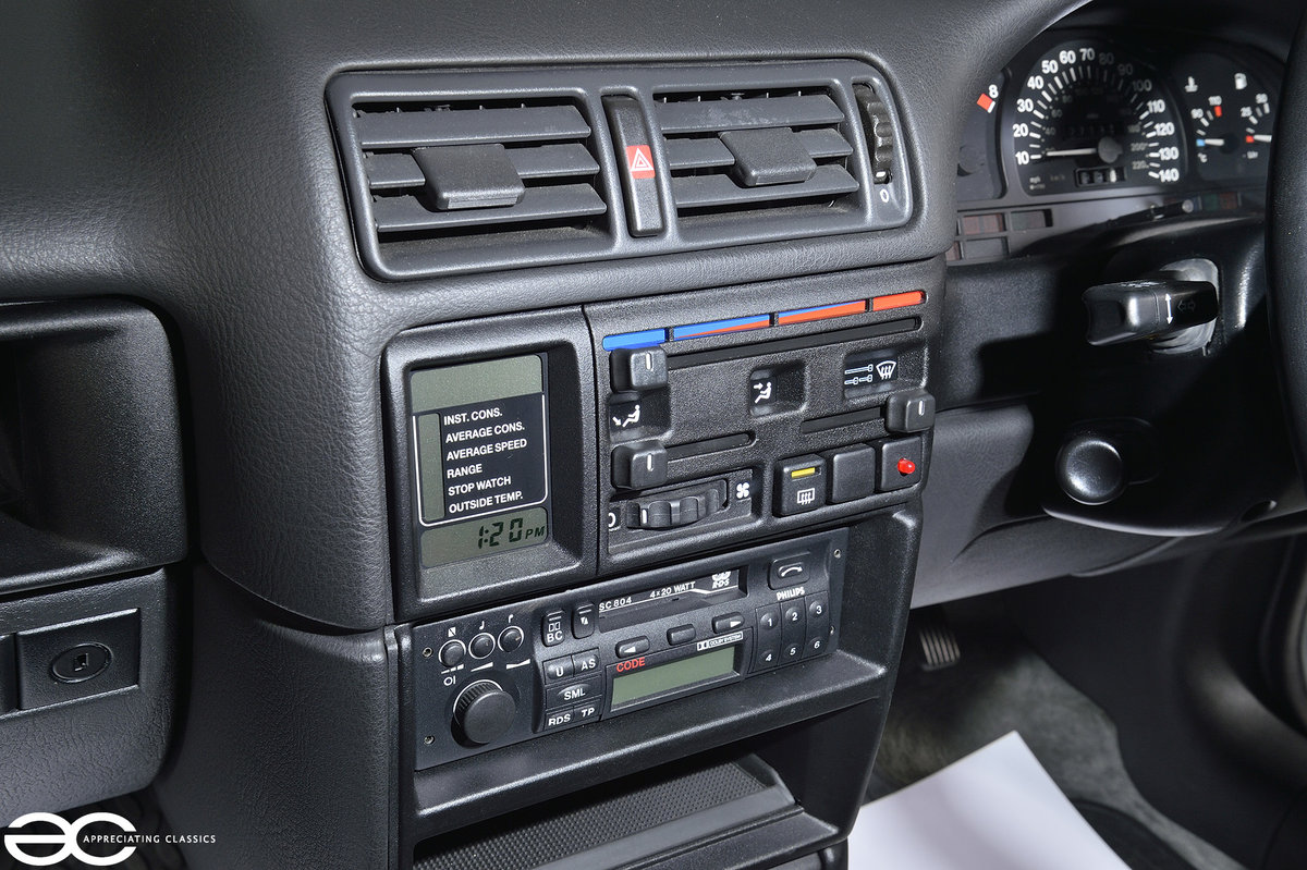 1992 Beautiful Cavalier GSi-27k miles-One Owner-Original Paint SOLD (picture 5 of 6)