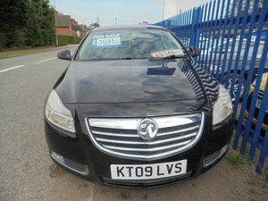 2009 INSIGNIA SRI 1800cc BLACK SMART LOOKER 90,000 MILES MOT JAN  For Sale