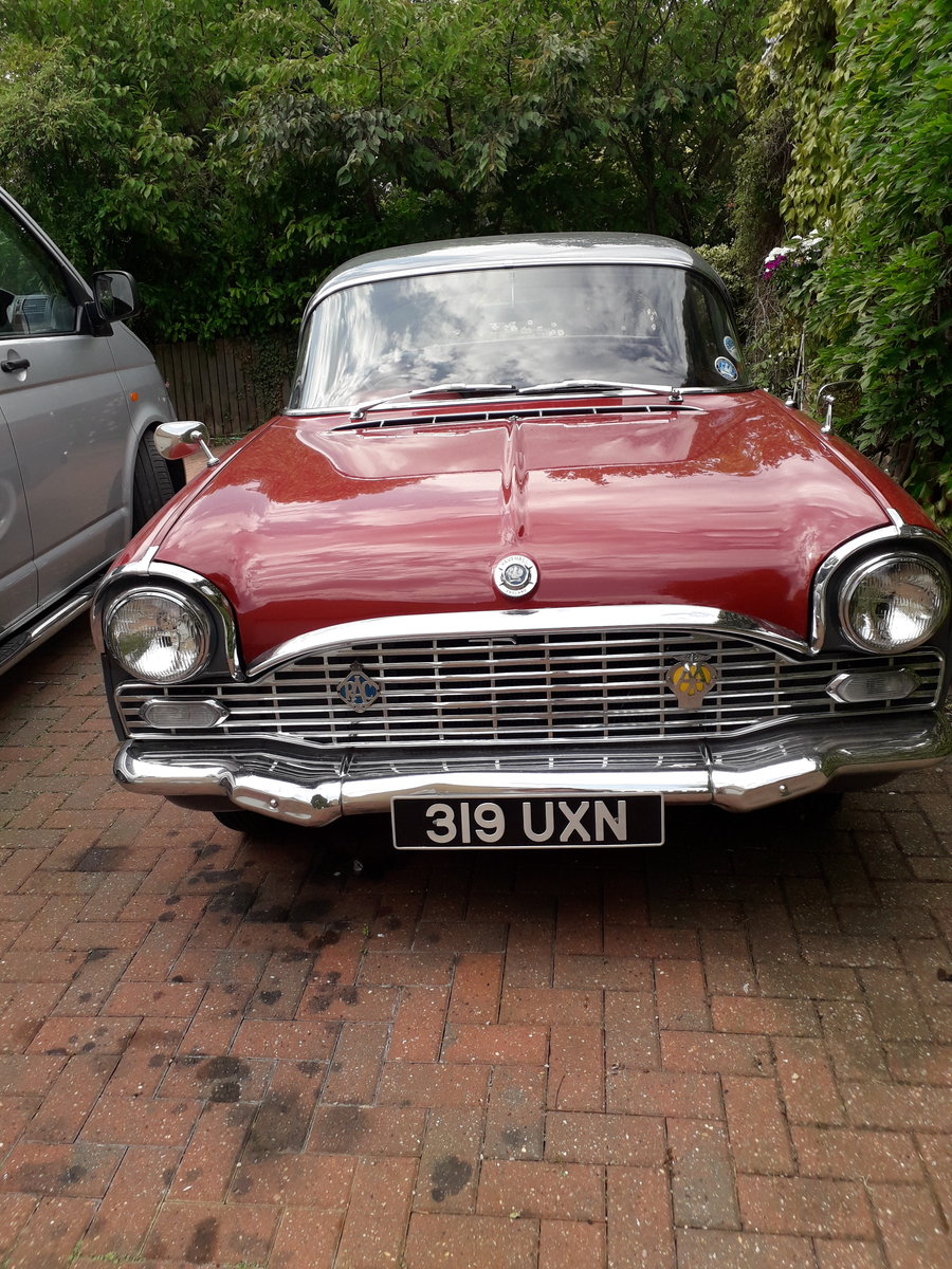 1962 Vauxhall cresta pa For Sale (picture 3 of 6)