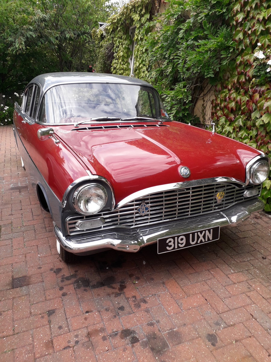 1962 Vauxhall cresta pa For Sale (picture 6 of 6)